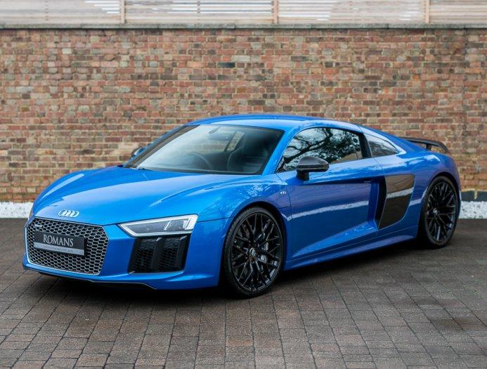 Audi R V Plus By OmniSuperSaiyan On DeviantArt - Audi r8 v10 plus