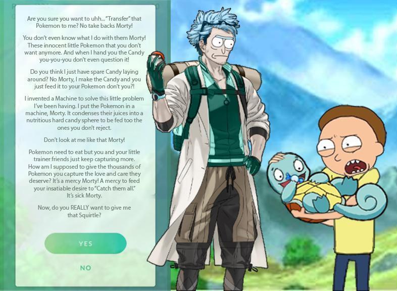 How To Ruin Pokemon by OmniSuperSaiyan3 on DeviantArt