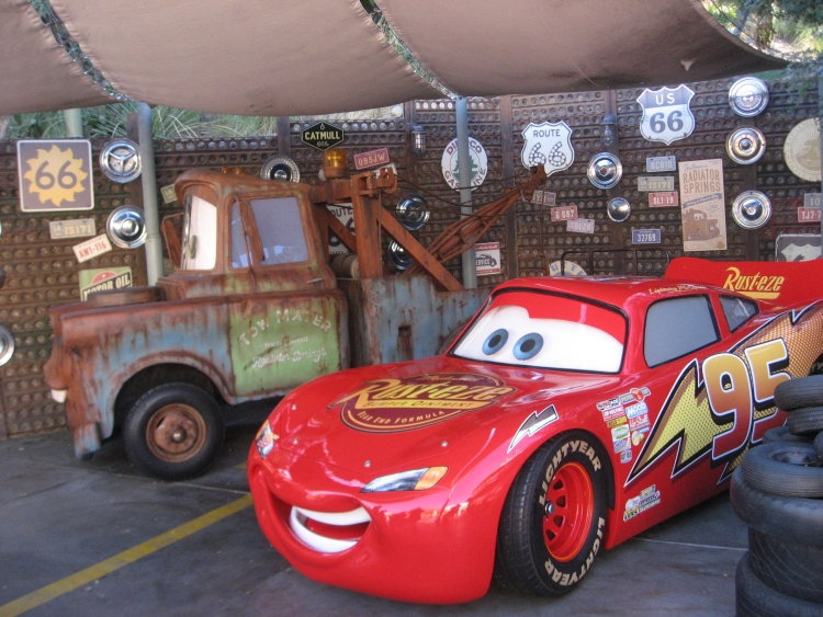 Lighting McQueen, Tow Matter by Toshi-Riku on deviantART