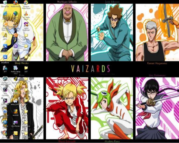 Vizards