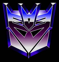 Decepticon Symbol by dmarteng