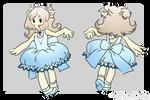Teena Alternate Outfit by TeenaPai