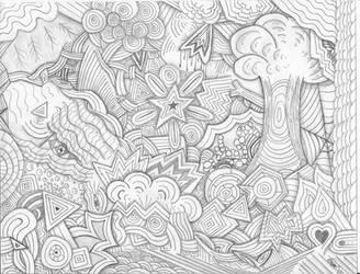Forest of Wonder by AllyRosescarlet