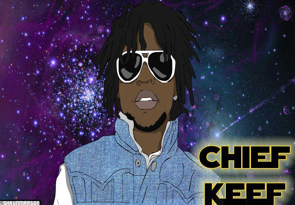 Chief Keef by munkeyguy on DeviantArt