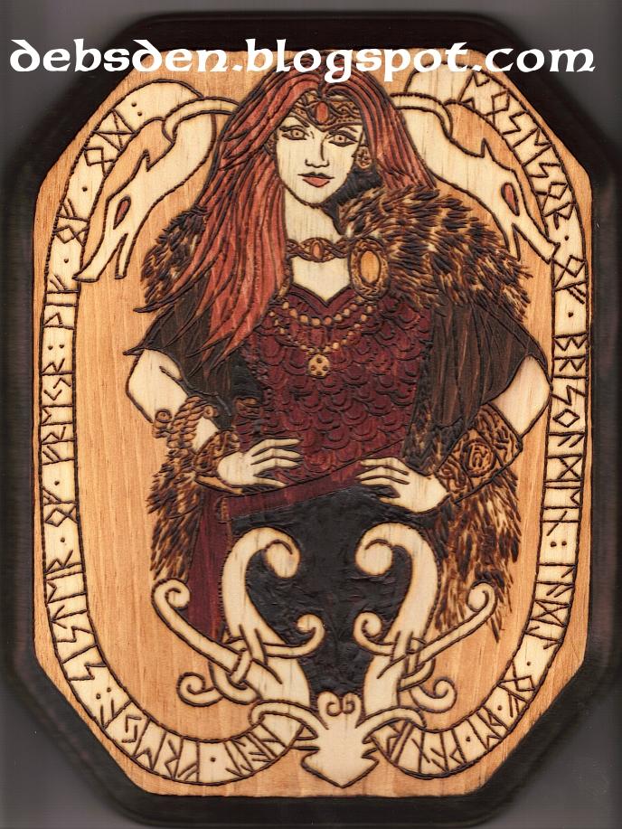 1000+ images about Freyja on Pinterest | Norse goddess ...
