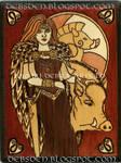 Freyja and Hildisvini