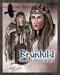 Brunhild from Dark Kingdom