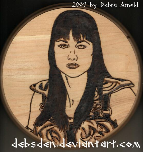 Xena Portrait