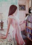 Woman by PSDraw