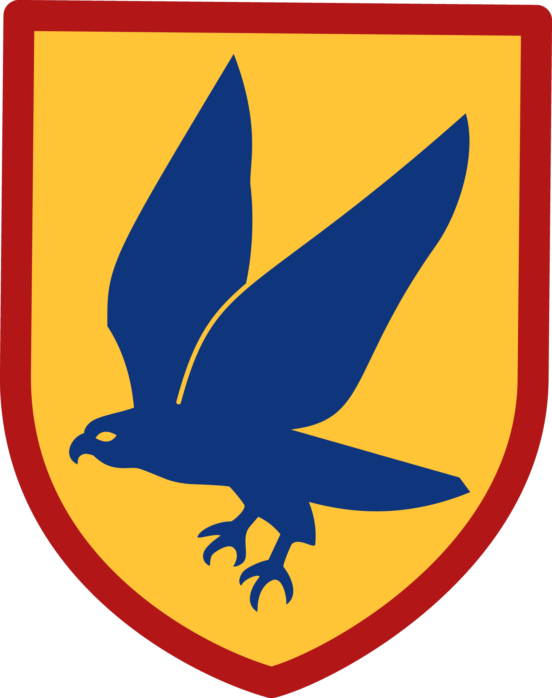 Blue Falcon Patch