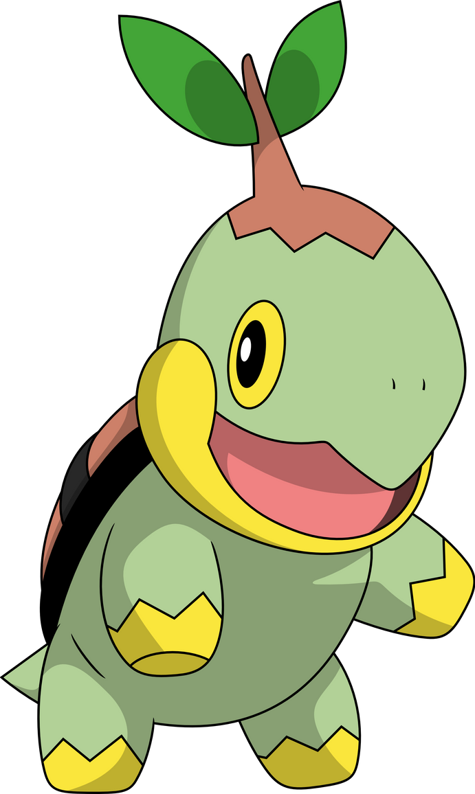 Turtwig by JackSpade2012 on DeviantArt