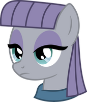Maud Pie by JackSpade2012