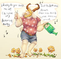 Buttercup baby! by Flipgang