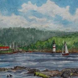 Oslofjorden by KurutteiruKenroh
