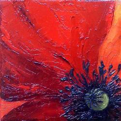 Poppy flower by KurutteiruKenroh