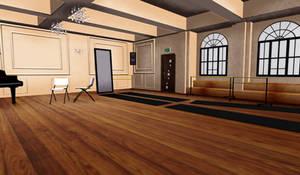 Nyada Room3 [MMD STAGE]