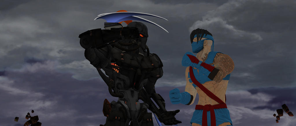 Fight All by thedarksaiyan