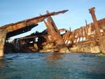 Golden Shipwreck