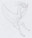 30DMC: 1. Harpy by pandemoniumfire