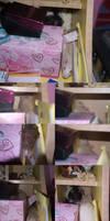 Tissue Rats by pandemoniumfire