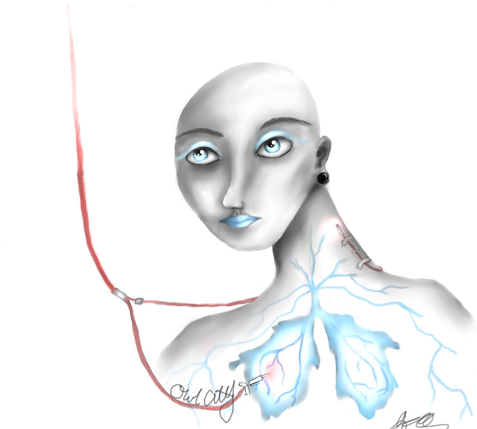 Your Lungs Crystalize by SaekoCivillianRebel