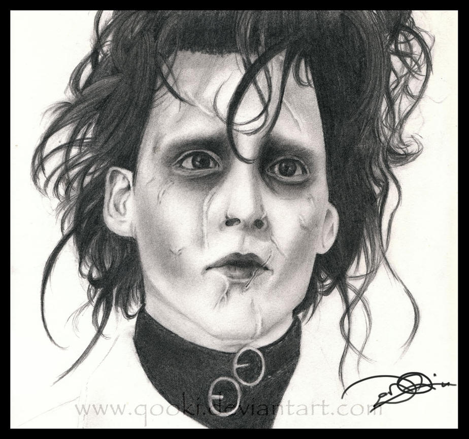 edward scissorhands essays