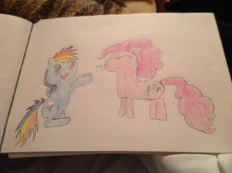 Love Letter Pinkiedash by VazquezG19