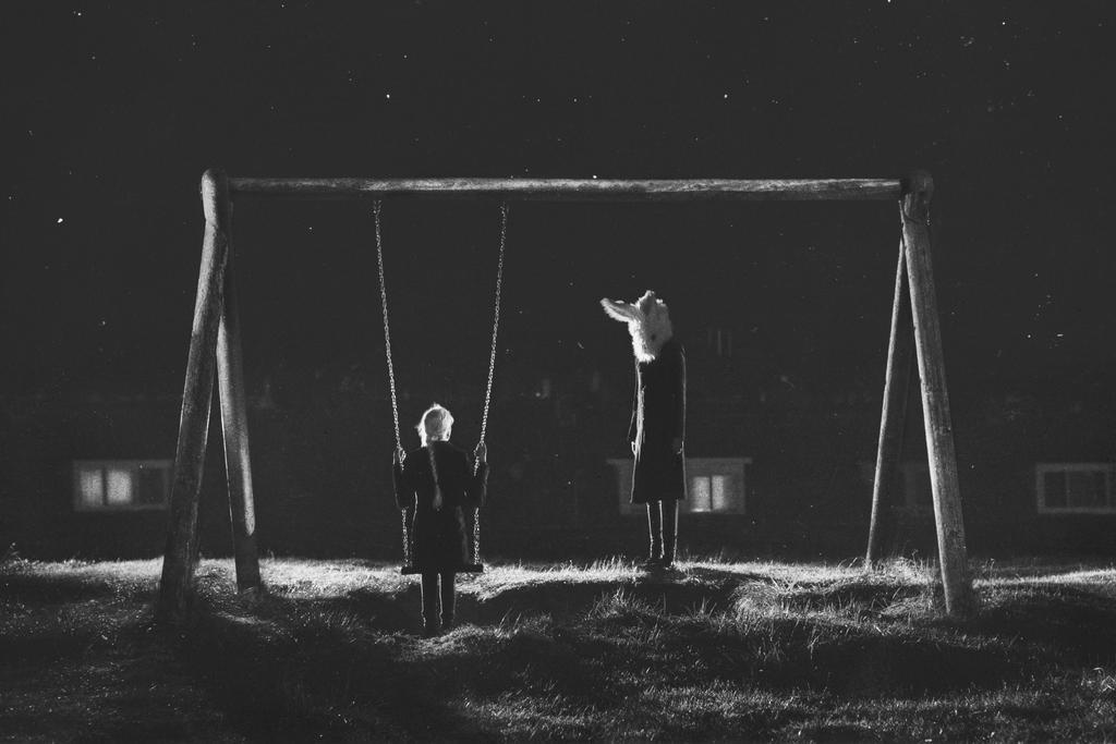 A strange night by Mrs-White