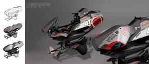 JET MOTO redesign by Stealthtiger