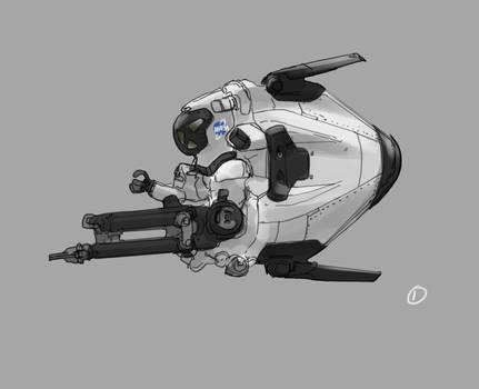 Traveler of Planets prop designs