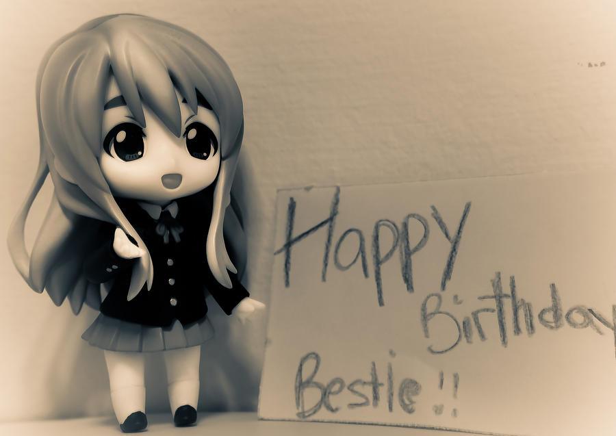 happy birthday bestie by vieww on deviantart