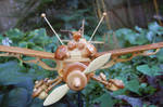 Bugs Crossbred With First World War Airplanes
