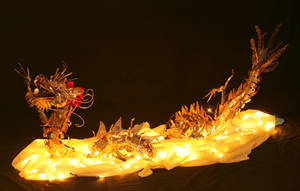 Asian Dragon by sclptrjoel