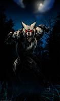 Werewolf by rhou