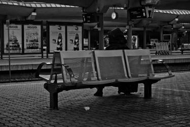 Death Waiting For Transport by VictorCS