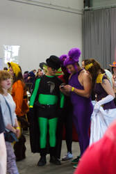 Desucon 8 Lillestrom A Note by VictorCS