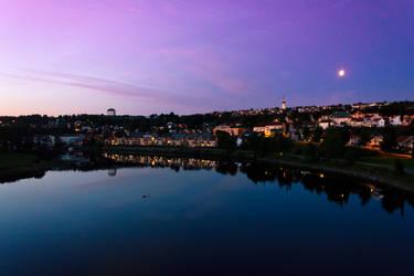 Trondheim Elgeseter View by VictorCS