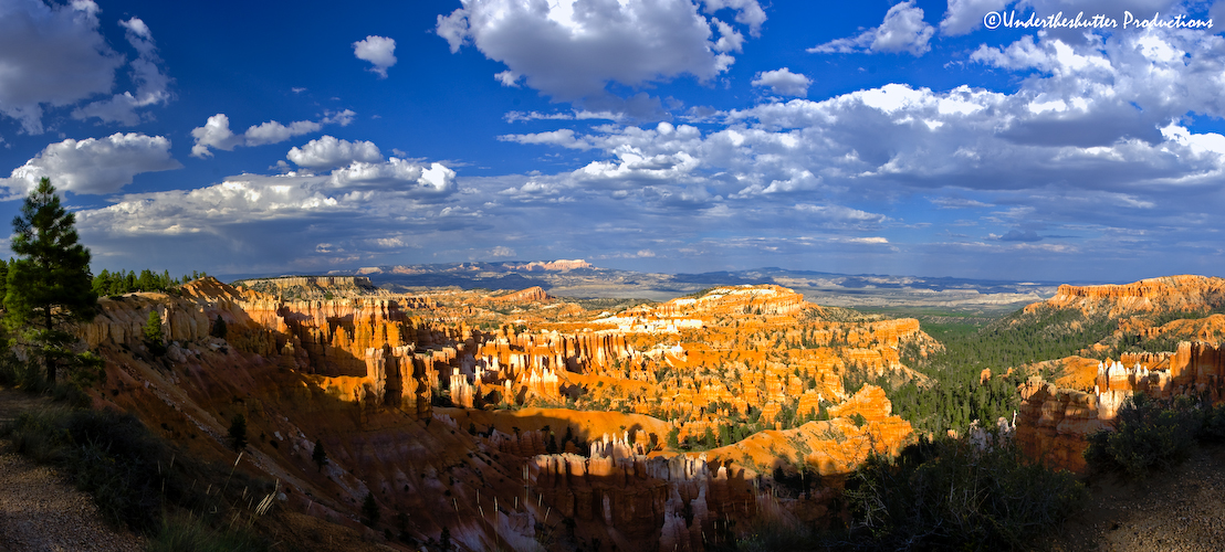 Bryce Canyon Panorama by GKmon-DORU-fanatic