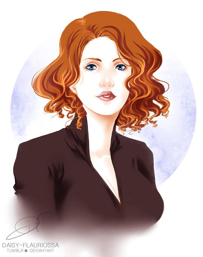 Black Widow by Daisy-Flauriossa