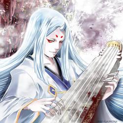 Onmyoji - Maestro by Daisy-Flauriossa