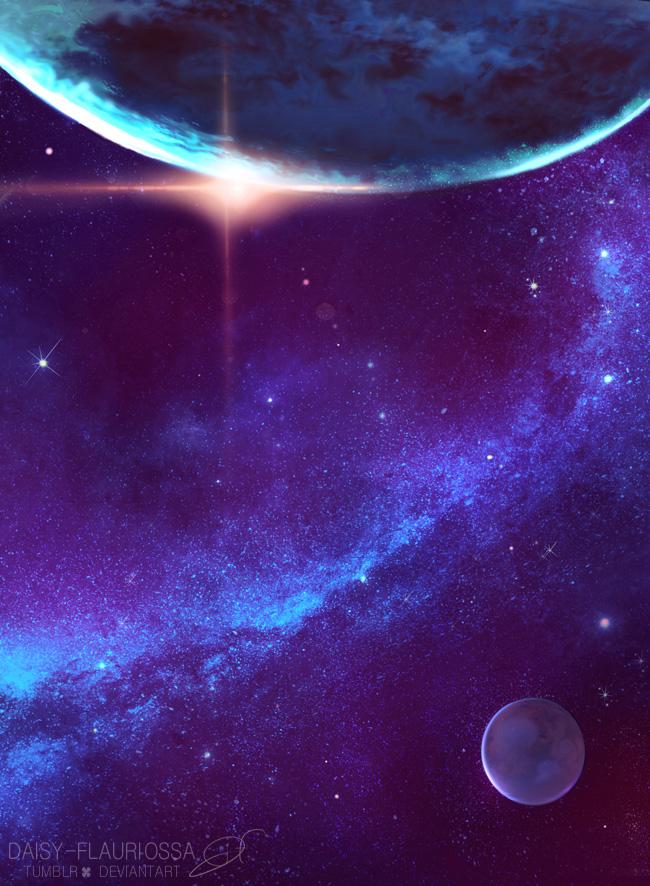 Deep Space by Daisy-Flauriossa