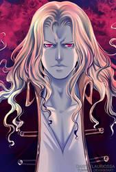 Alucard - Castlevania by Daisy-Flauriossa