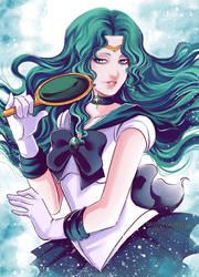 Sailor Neptune by Daisy-Flauriossa