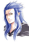 Saix - Kingdom Hearts by Daisy-Flauriossa