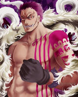 Katakuri - One Piece