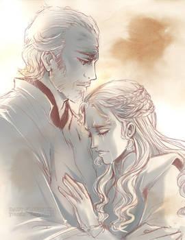 Dany and Jorah...