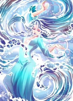 fantasy water