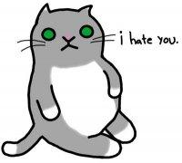 i freaking hate u all by Crookedcloud