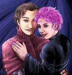 Remus and Tonks - Actor Vers.