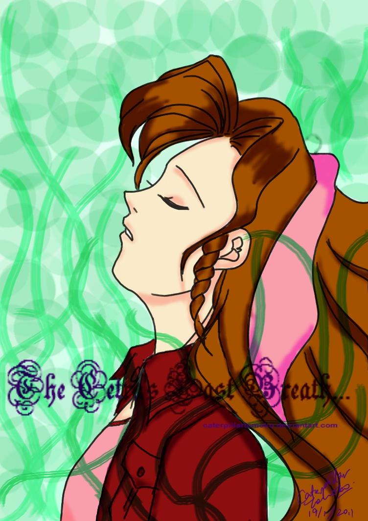 pixia 19012011 Aerith fan art by caterpillartomoko